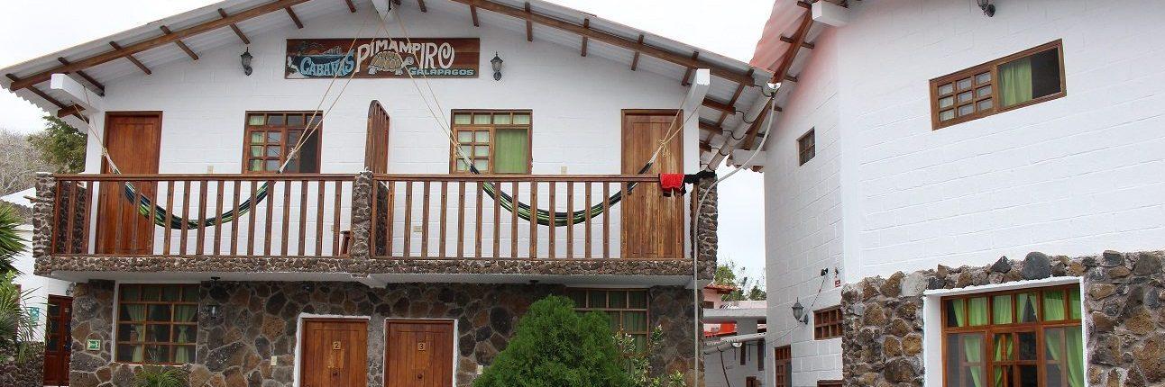 Hotel Cabañas Pimampiro
